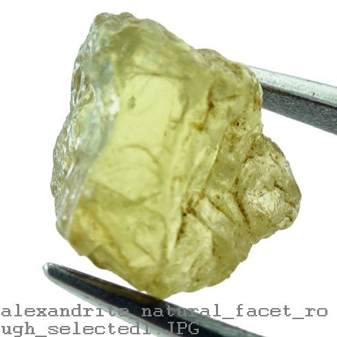 Alexandrite Crystal Quality A - 1g bags (2 to 10 pieces)