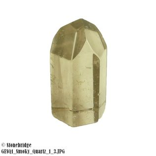 "Smoky Quartz Generator #1 - 1 1/4"" to 1 1/2"""