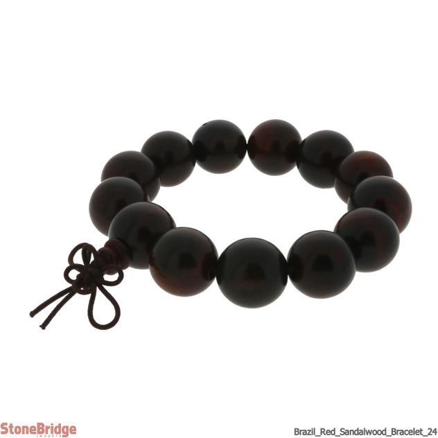 Brazil Red Sandalwood Bracelet -#24