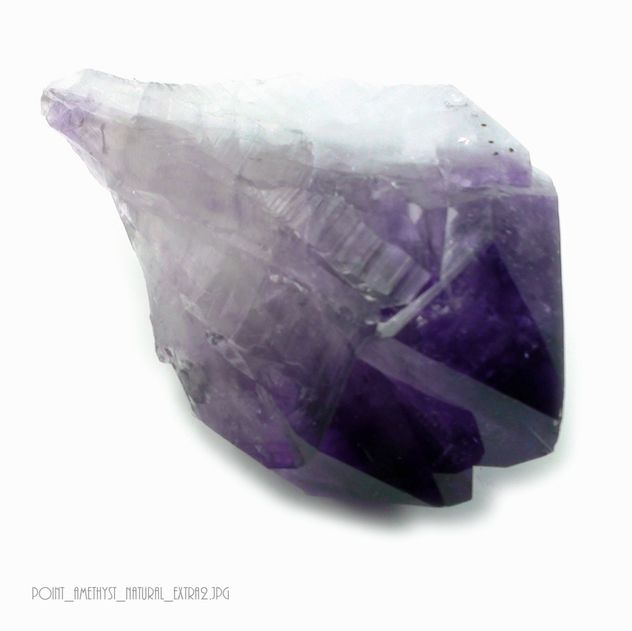Amethyst Crystal Point - Extra Quality #1