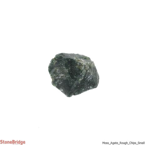 Moss Agate Chips - 500g