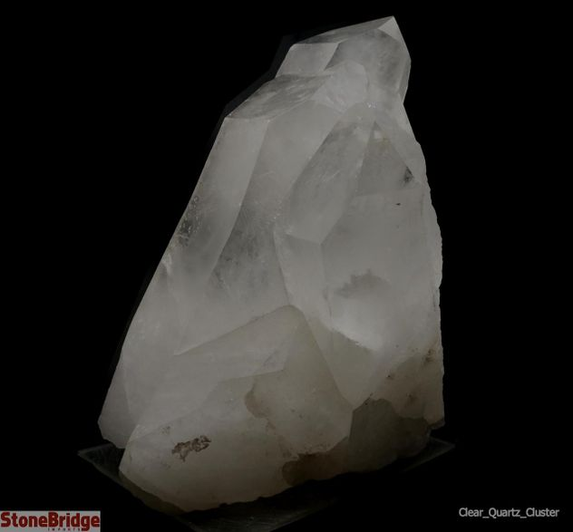 Clear Quartz Cluster - Unique #17