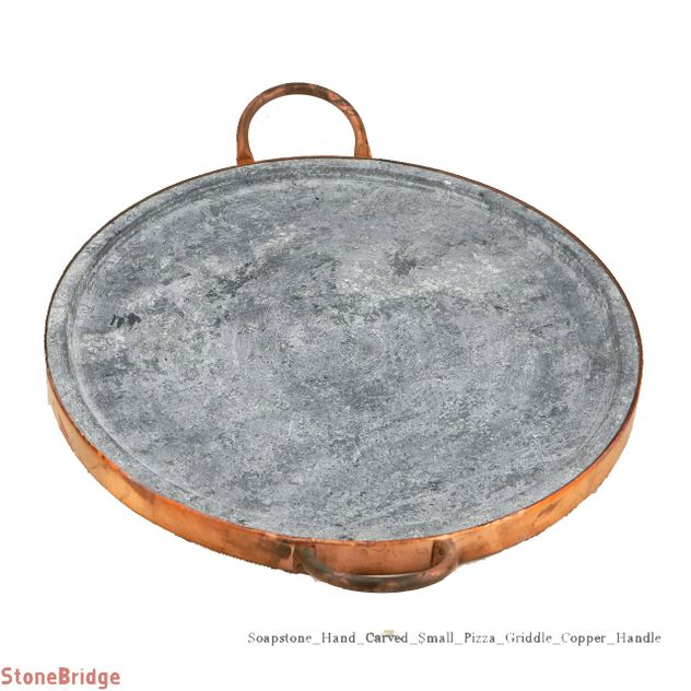 Soapstone Pizza Plate Small