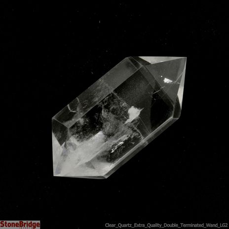 Clear Quartz Extra Quality Double Terminated Wand - LG2