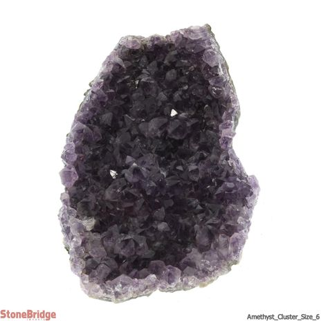 Amethyst Cluster Size #6