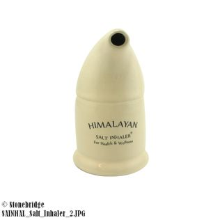 Himalayan Salt - Ceramic Inhaler