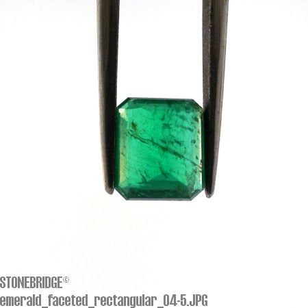 Emerald Square Faceted