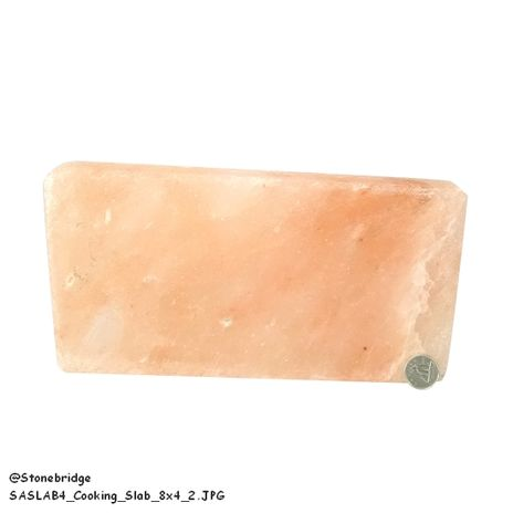 "Himalayan Salt Plate - Cooking Slab - 8"" x 4"" x 1"""