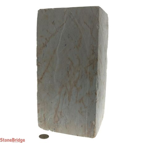 """Soapstone for Carving Block (final sale) - 6"""" x 6"""" x 12"""""""