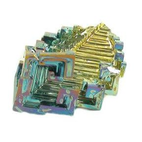 Bismuth Crystal (lab grown)
