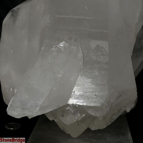Clear Quartz Cluster - Unique #18