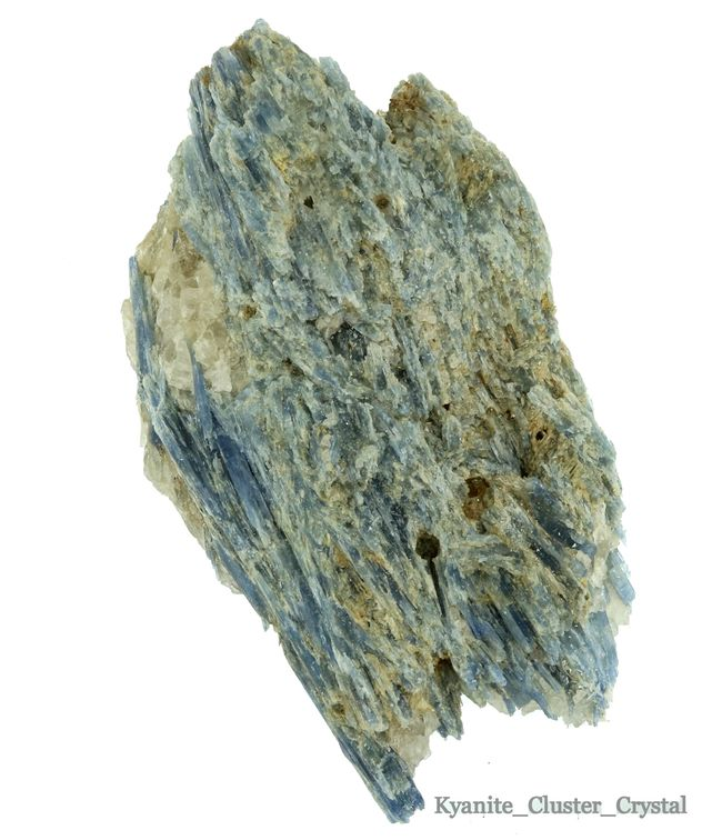 Blue Kyanite Cluster A Quality Size #6