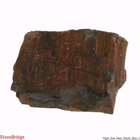 Tiger Eye Red Chunk Size #1
