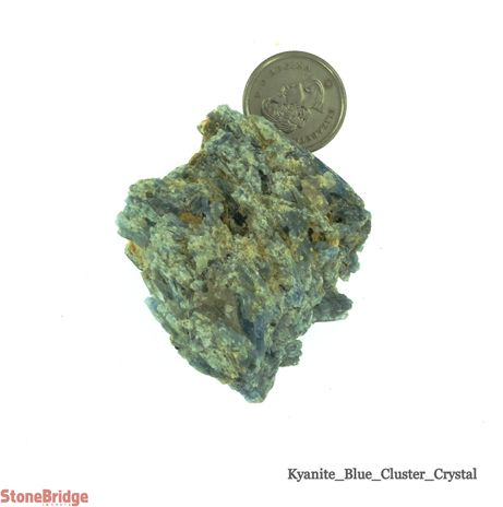 Blue Kyanite Cluster A Quality Size #2