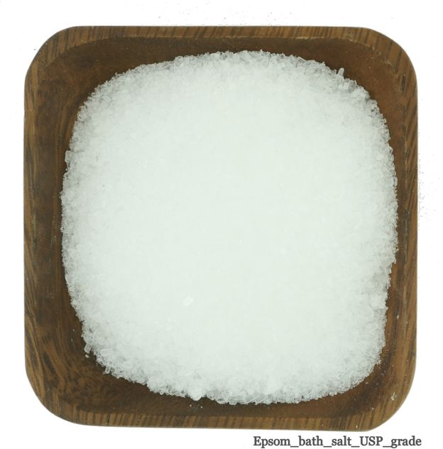 Epsom Salt in bulk 50lb bag - epsom for bath