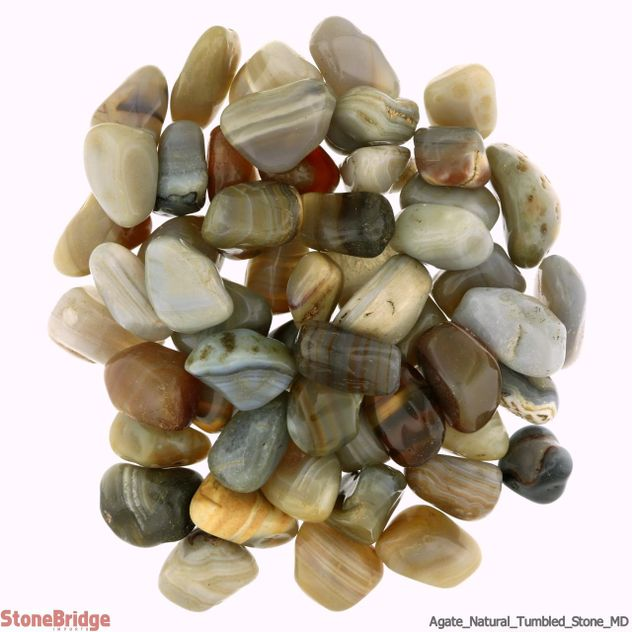 Agate Natural Tumbled Stone