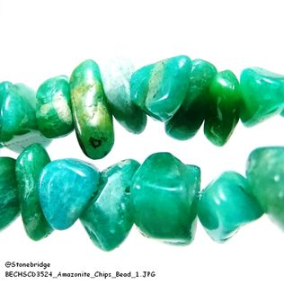 Amazonite - Chips Bead