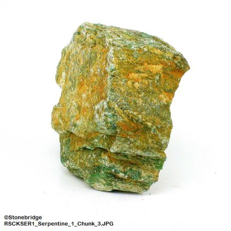 "Serpentine Chunk Size #1 - 2"" to 4"" - 300g to 700g"