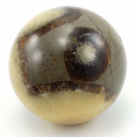 """Septarian Sphere - MD1 - 2 1/2"""" to 2 5/8"""""""