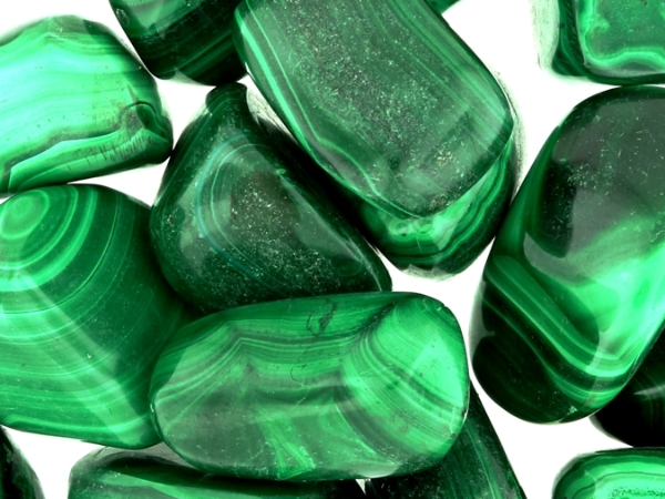 Malachite Gemstones Wholesale