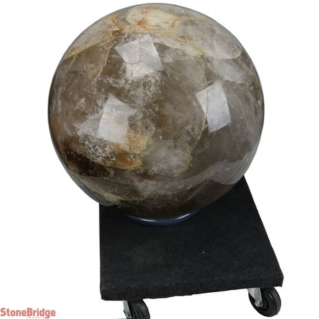 Smoky Quartz Giant Sphere - #1 - 288 kg
