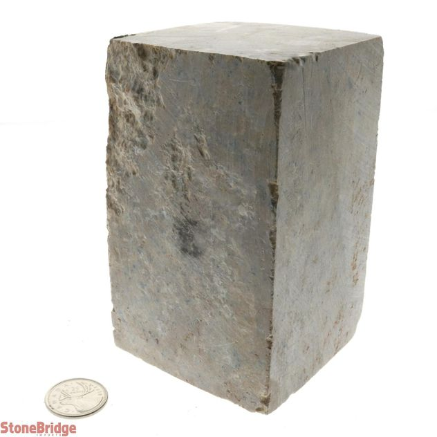 "Soapstone for Carving Block - 3"" x 3"" x 5"""