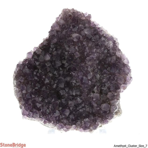 Amethyst Cluster Size #8