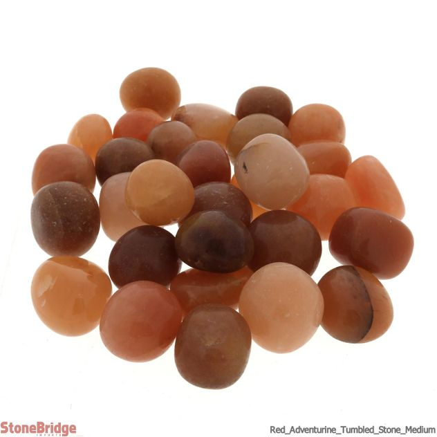 Aventurine Red Tumbled Stone