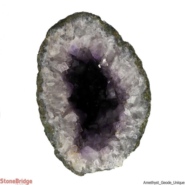 Amethyst Geode - Unique #99