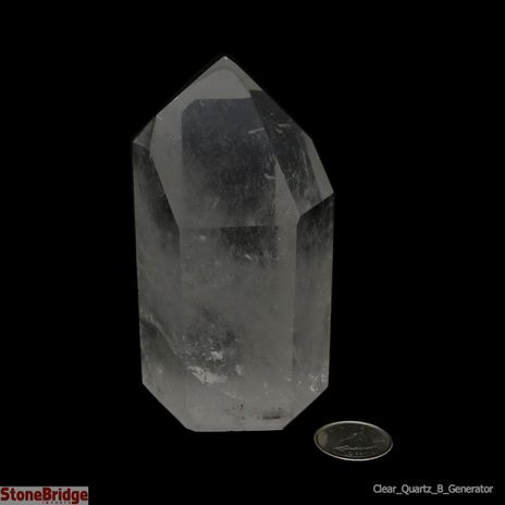 Clear Quartz B Generator - #6 Short