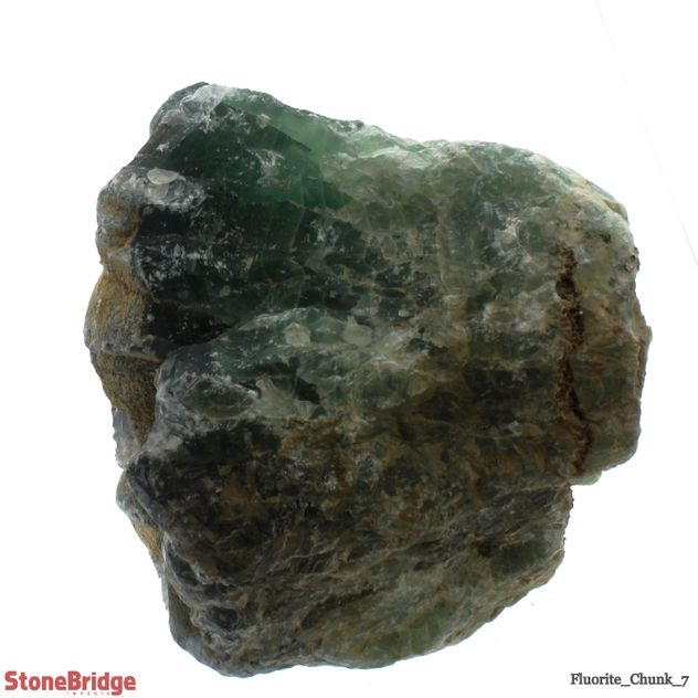 Fluorite Green/Purple Chunk Size #7 - 10kg to 15kg
