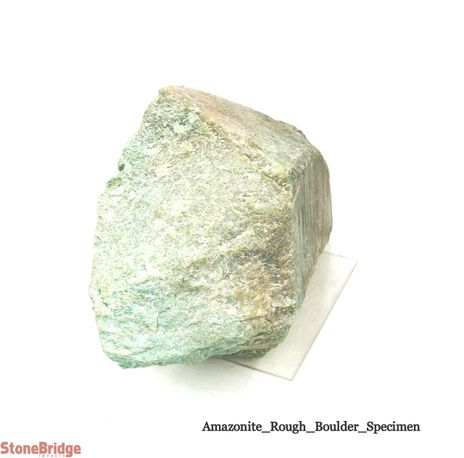 "Amazonite Chunk - Unique #2 - 13"" x 9"""